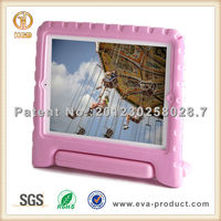 Kid Safe Shockproof EVA Foam Case for iPad 3 Case with Stand