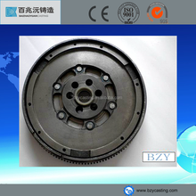 iron flywheel for clutch on truck made in China