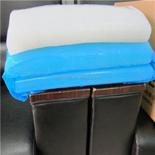 Molding silicone rubber compound/ clear solid HTV
