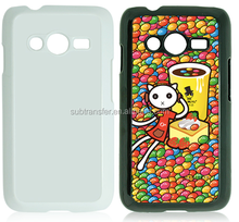 Hard PC Plastic Sublimation Cell Phone Cases for Galaxy Ace4