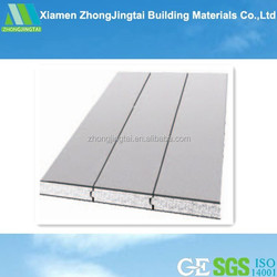 New building materials eps sandwich panel manufacturing in China