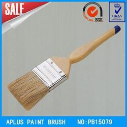 pure bristle brush/paint brush plastic cover/chinese wall paint brush