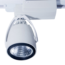 New Style LED Track Lights 35w,white&black housing LED Track Light