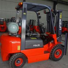 FGL30 model 3t forklift, forklift trucks, LPG / gasoline forklift trucks