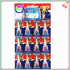 2015 hot selling instant glue in bottle with 12pcs per card