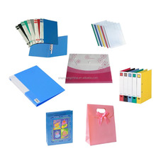 factory direct wholesale high end pp plastic file folder