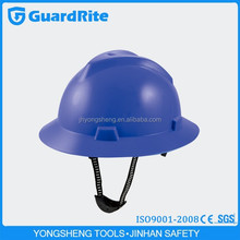 GuardRite brand special abs/hdpe/pp glass fiber safety helmet modle W-036