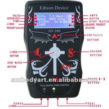 ED280 tattoo power supply with adapter