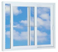 Cheap price good quality plastic frame upvc window