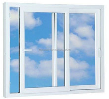 Cheap price good quality plastic frame upvc window