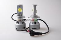 2PCS H4 new 36W 3200lm 30W 2600lm 6000K LED Headlight for Cars