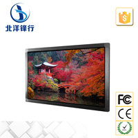 55inch multi touch screen LCD TV All In One PC (i3 i5 i7) size 21.5-85 inch