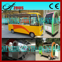 Price Hot Dog Cart/Mobile Kitchen Container