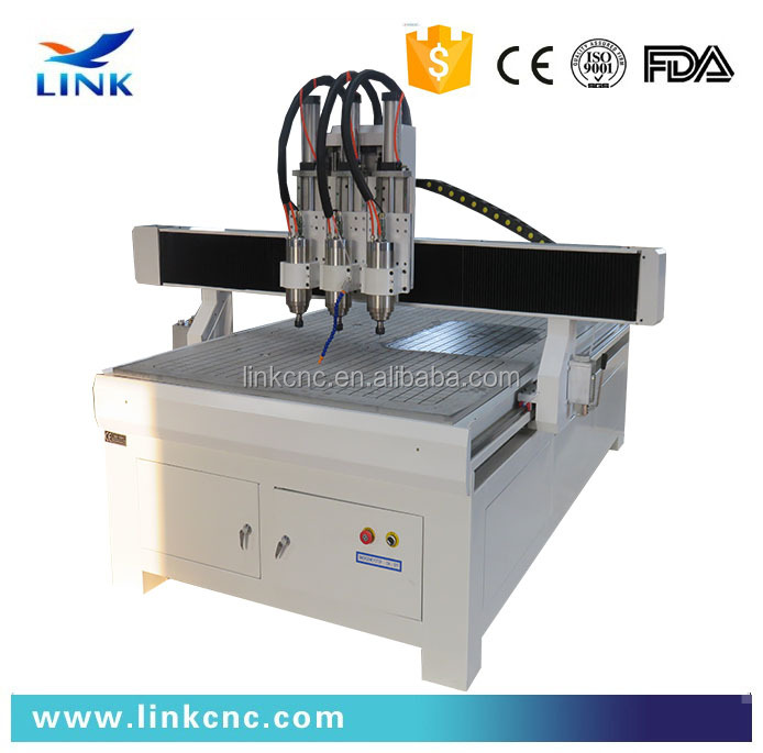 1325 High Quality Multi Spindles Cnc Router Spindle Motor