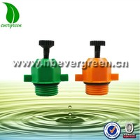 360 degree plastic micro watering sprinkler with different spraying angle