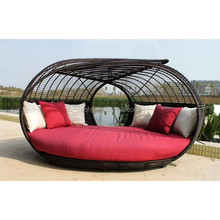 fashion patio outdoor day beds with canopy GL-100