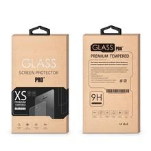2015 Newest !! 0.33mm 9H Hardness Anti-Scratch Clear Premium Tempered Glass Screen Guard for Huawei MediaPad X2