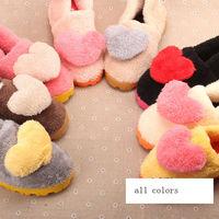 #020 2014 Winter cheap super warm women indoor shoe eight colors