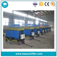 Popular new coming mobile hydraulic scissor personal lift