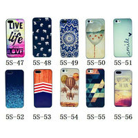 Good quality case Wholesale PC hard case for iphone5/5s cover