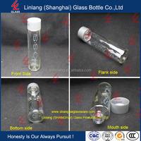 350ML Clear Empty Mineral Water Bottles
