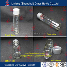 350ML Clear Empty Mineral Water Bottles