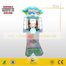 Newest hot sell parkour ticket redemption arcade game,parkour game machine
