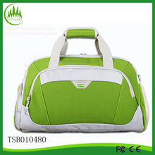 China wholesale new product outdoor polyester Duffle folding travel bag
