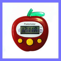 Fashion Design Free Pedometer 2013 With KM Calories Display