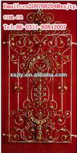 ornamentales de hierro forjado ventana de guardia