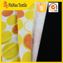 2015 cotton jersey fabric wholesale spandex comb yarn print made in China