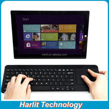 Android Bluetooth Keyboard With Touchpad Mouse Tablet 10.1 Bluetooth Keyboard With Touch Pad