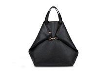 lady leather backpack leisure bags guangzhou leather bags