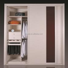Rail pour porte coulissante armoire