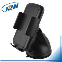 Fashion grain leather Car cell phone Holders Mount Use In Car windshiled Cradle Mount Phone Holder