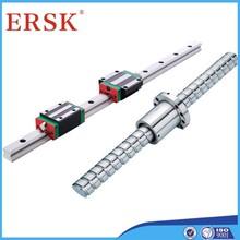 Plomo del eje de tornillo para CNC máquina lineal etapa de posicionamiento W Industrial 4 MM SFS02008-4.8