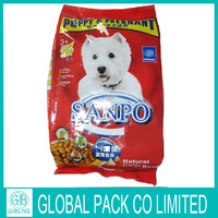 Chinese Manufacture Pet Food Packaging for animal de compagnie