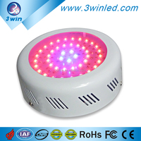 Mini UFO 135w LED grow light for green house/hydroponics/medical plants/vegetables/flowers/corals/growing tomato