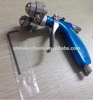 94 Ningbo spray system and easy to use fiber glass spray gun