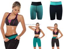 Hot Shaper Best Selling Neoprene Body Shaper Slimming Pants Burning Fat Unisex Sport Pants