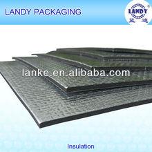 Alu foil XPE foam heat conductors and insulators