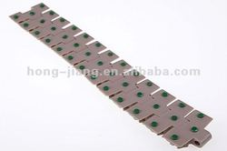 880 conveyor chain for box slat chain conveyor