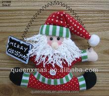 Christmas santa decoration ornament making christmas supplies