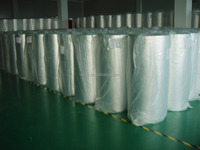 For Aluminum Pipes Tubes Thermal Aluminum Bubble Foil Insulation/Good Quality Heat Resistance Thermal Insulation