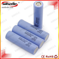 High capacity Samsing batteries for power bank/flashlight/toys/ecig lithium-ion rechargeable batteries 2200mah/2400mah/2800mah