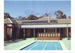 solar powered heating pool panels,heating pool water collector saving running costs