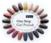 Soak Off Gel One/Two Step Gel Polish Nail Polish Wholesale Beauty Supply Distributor