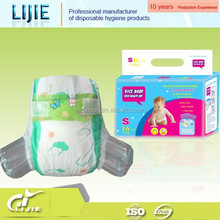 High Quality Sunny Wholesale Baby Diapers in Bales