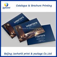 Professional printer perfect bound fashion jewellery designs catalogue