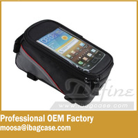 Front Tube Cell Phone Bag outdoor bike case